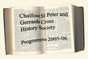 Chalfonts & Gerrards Cross History Society